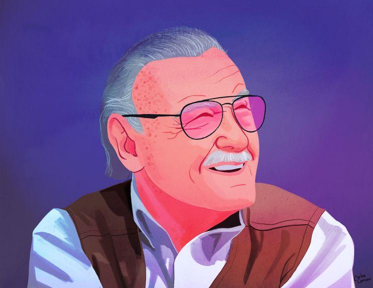 RIP Stan Lee - cariguevara | ello