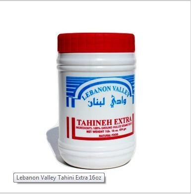Shop Tahini Online buy online p - hashems | ello