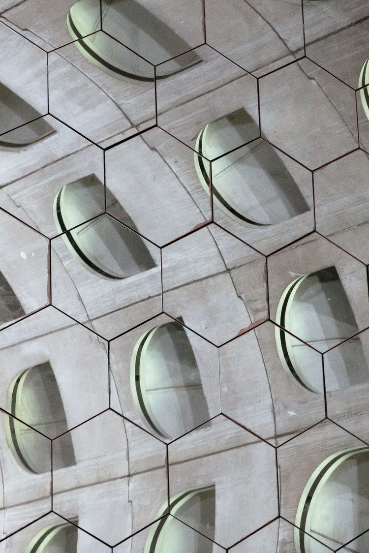 Details mirror parking - architecture - adrelanine | ello