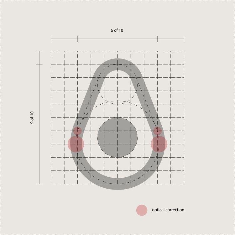 Minimal avocado logo Design gri - antoniocalvino | ello