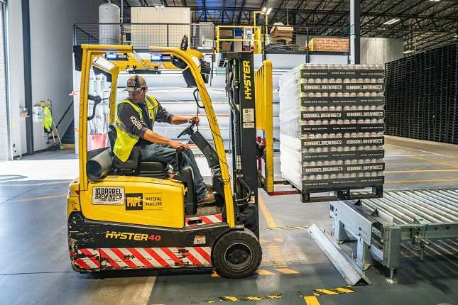Warehouse Start Online Retail B - mindmybusiness | ello