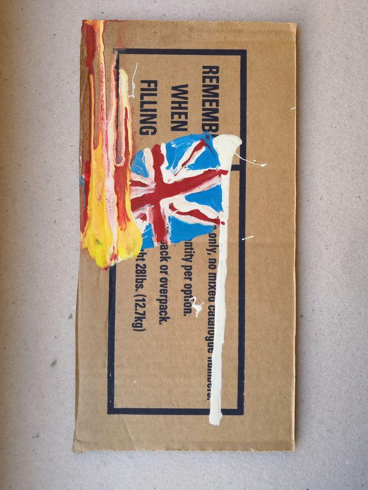 Burning Union Flag 2015 - phillhopkins - phill_hopkins | ello
