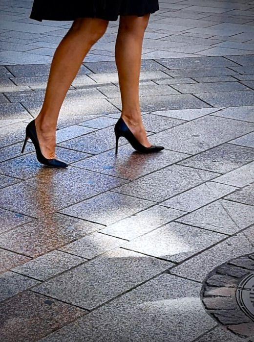 | Ankles matter legs! Downtown - ziolele | ello