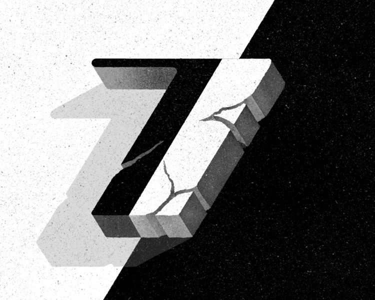 Y7M8, texture, type, lettering - yorymorris | ello
