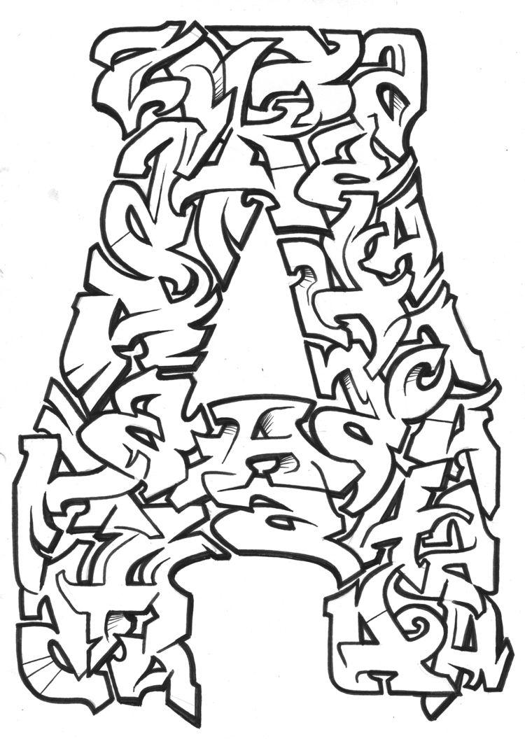 Capital blockbuster type alfabe - mrjuice | ello