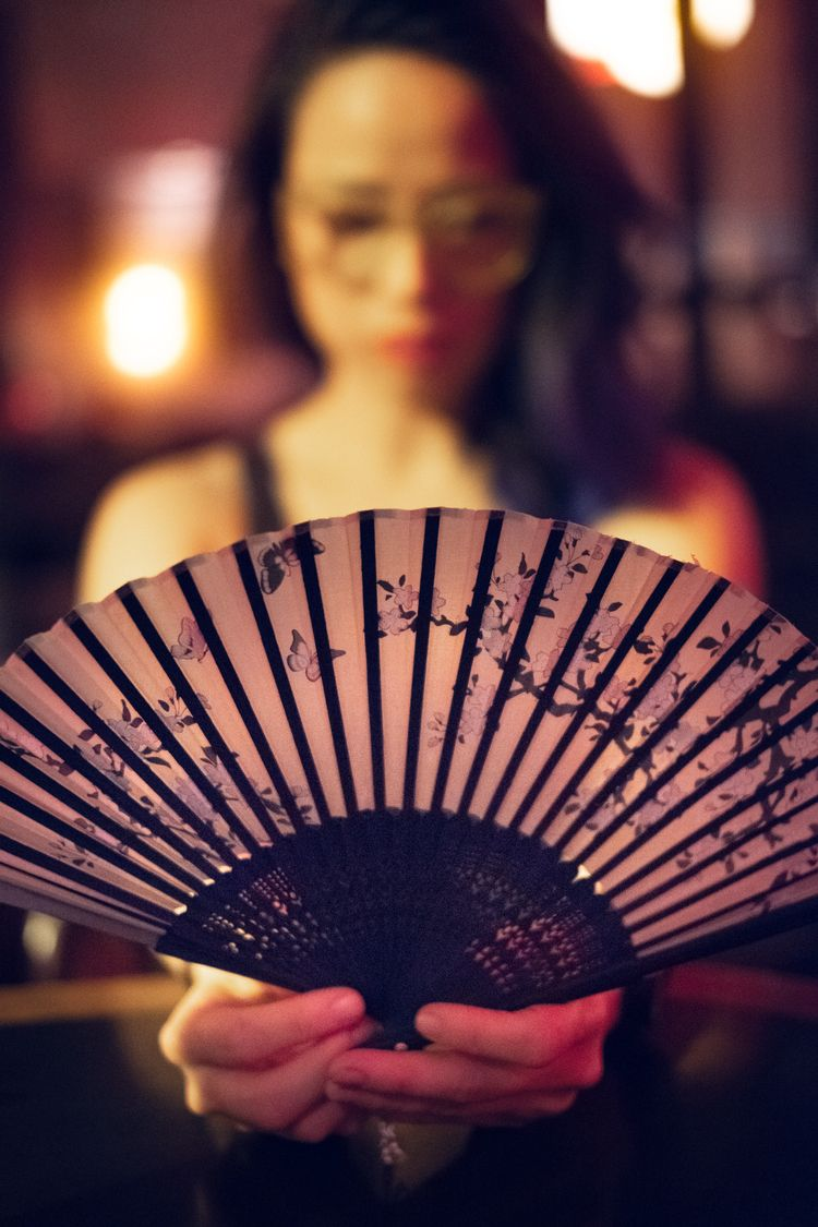 Fan  - fujifilm, portrait, london - mrkirby | ello
