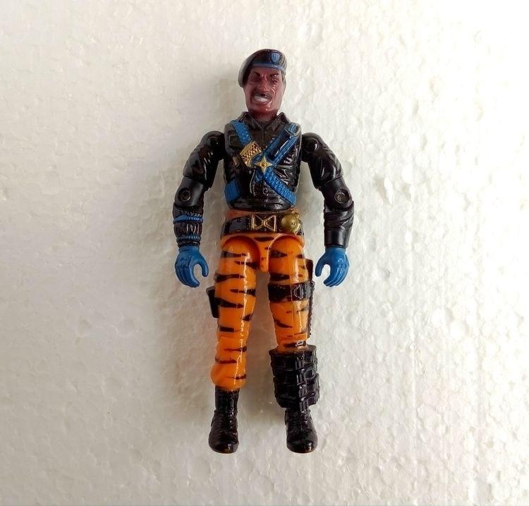 Gi Joe Sgt. Stalker v3 Tiger Fo - foundinchile | ello