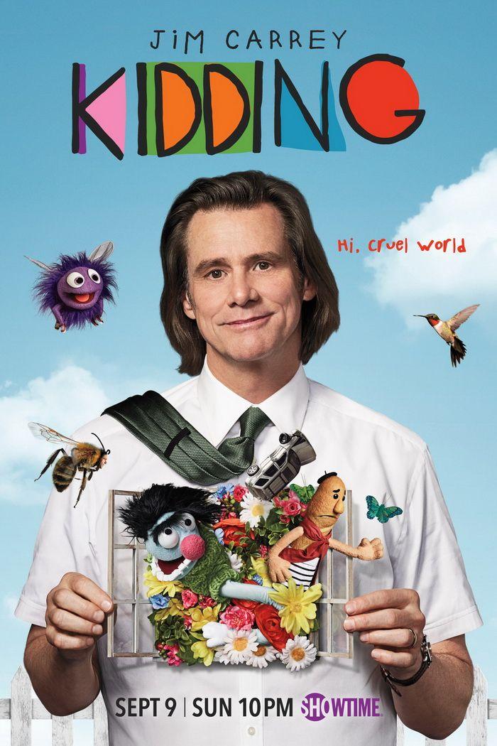 TV Series Review: Kidding (seas - alexandroskyriazis   ello