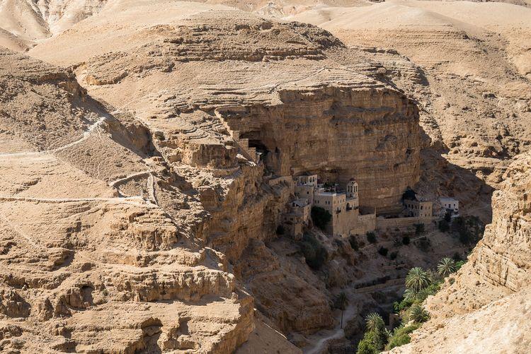 Wadi Kelt (Qelt). Israel, 2017 - toni_ertl | ello