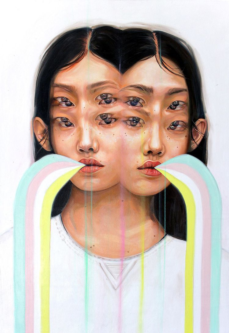 Alex Garant studied visual arts - decorkiki | ello