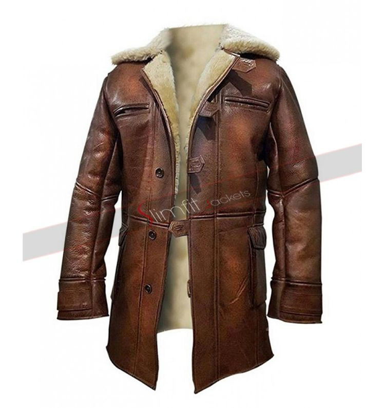 Bane Coat Dark Knight Rises Tom - slimfit-jackets | ello