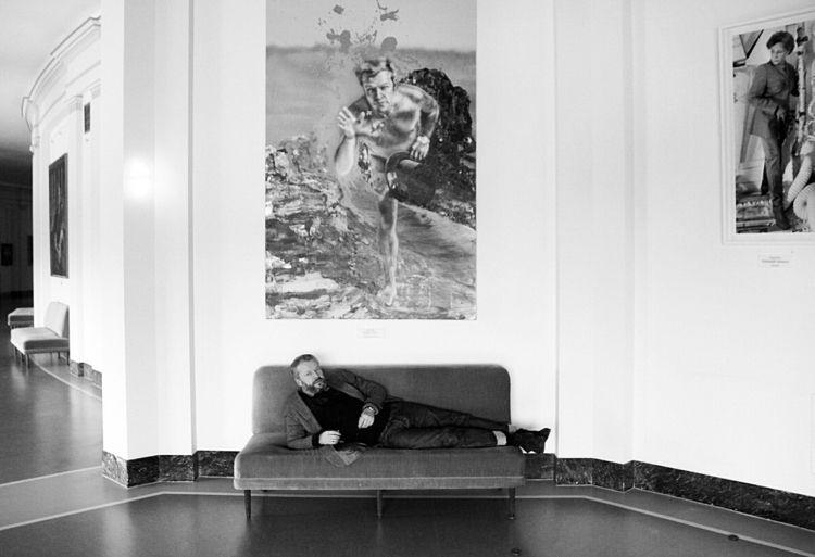 ROLAND KOCH Actor, BURGTHEATER  - martinarall | ello
