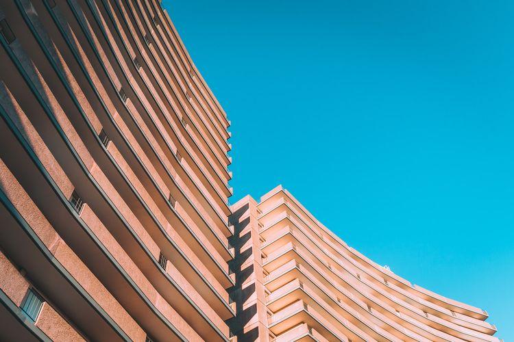 Gap top floors San Fontana West - 75centralphotography | ello