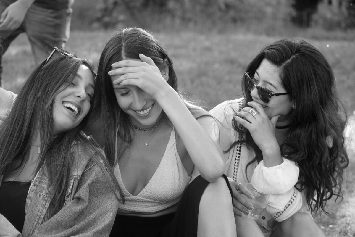 Family bonding - girls, models, park - mishanich   ello