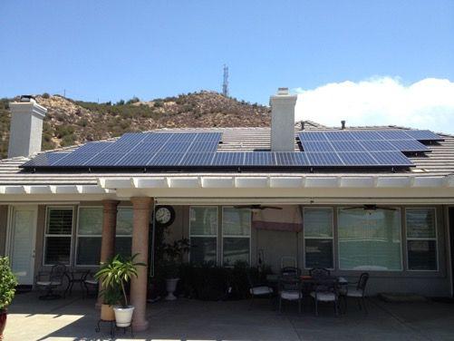 Solar Power System San Diego CA - jamarpower | ello