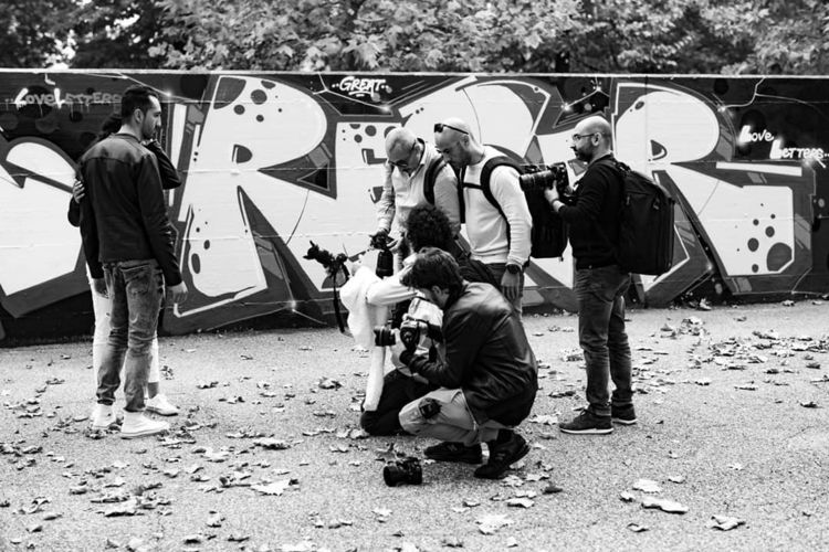 photographers, parcodora, monochrome - hansquasizenburger | ello