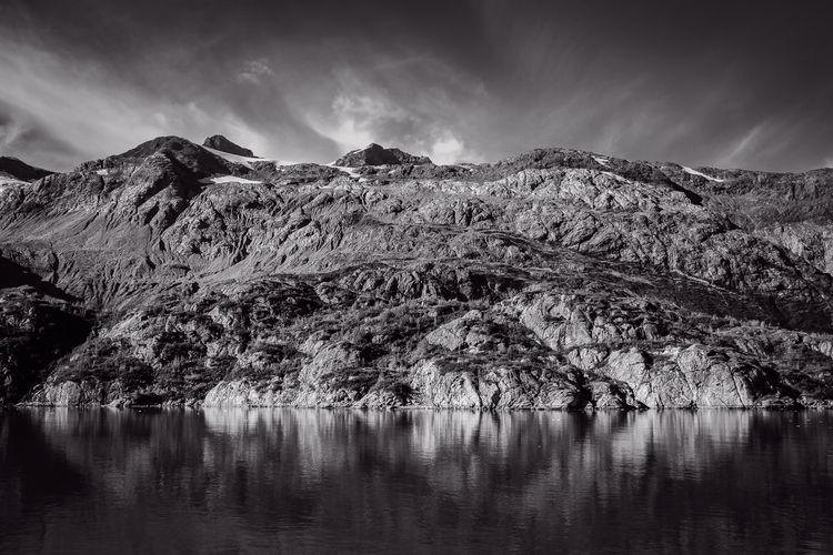 Rugged Mountainous terrain rise - 75centralphotography | ello