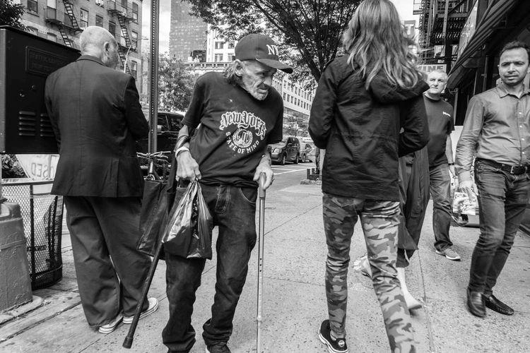 York State Mind - streetphotography - shootnewyorkcity | ello