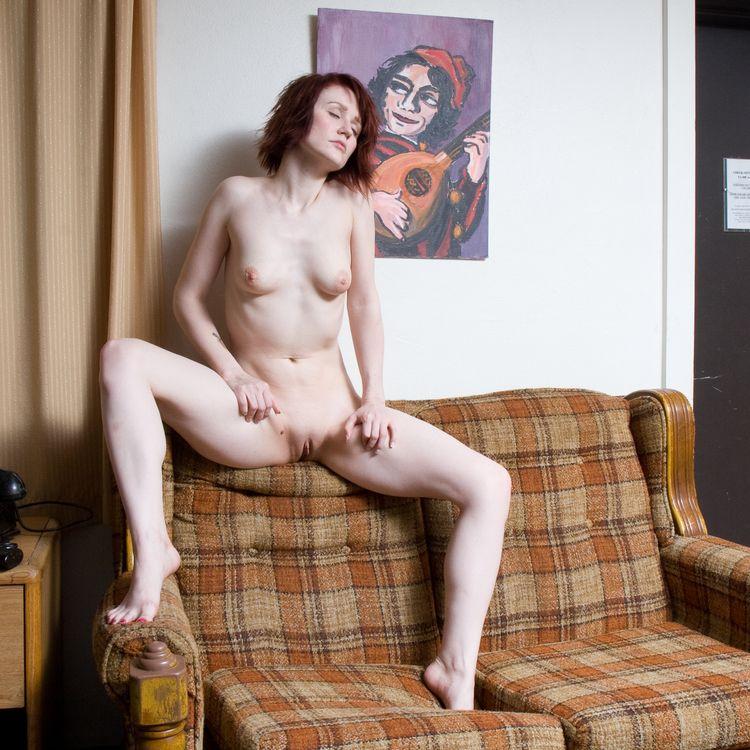 nsfw, spread, shaved, tits, nude - heycalvin | ello