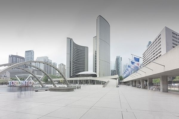 Toronto City Hall Part Sigh Cit - johnkosmopoulos | ello