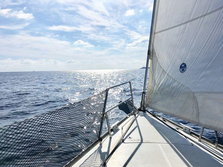 sailing trip southwestern coast - sarahschrauwen | ello
