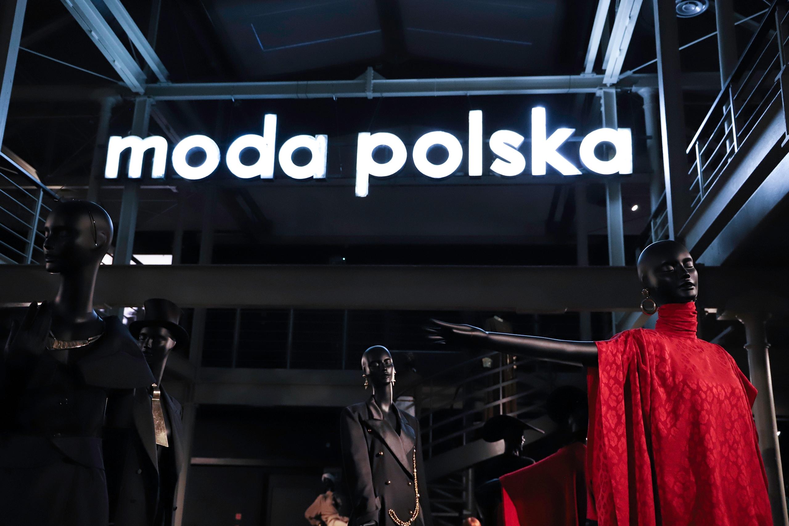 Wystawa: Moda Polska