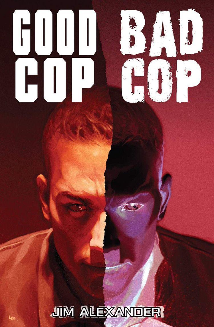 GoodCopBadCop crime twist - paperback - comicbuzz | ello