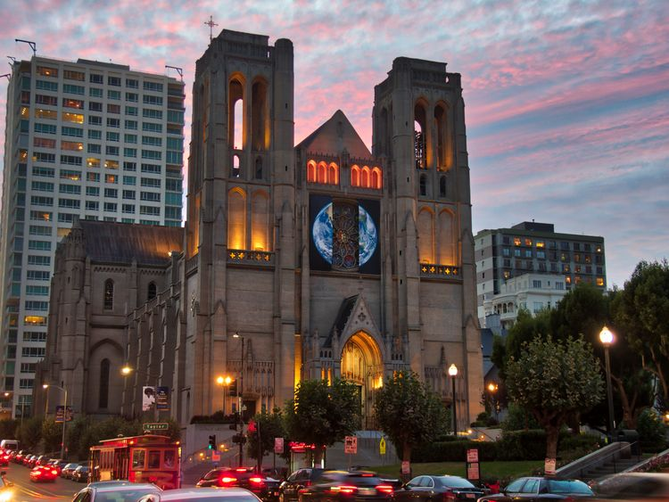 Cathedral - San Francisco Sunse - neilhoward | ello