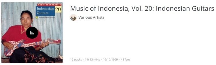 listening Music Indonesia, Vol - ferdiz_bsides | ello