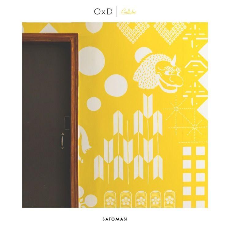interpretation Japanese festiva - oyoxdesign | ello