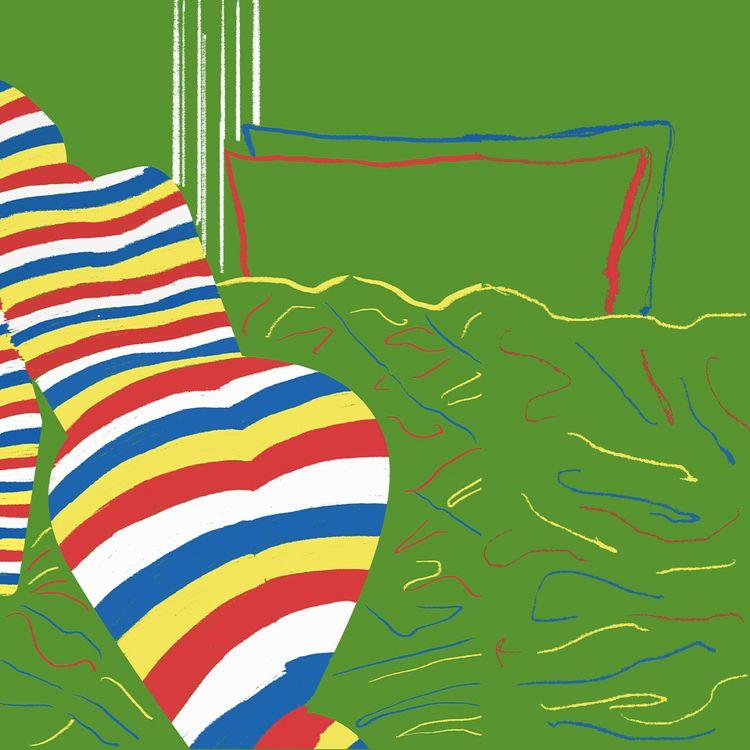 Primarios en la cama - digitalart - oscar_donado | ello