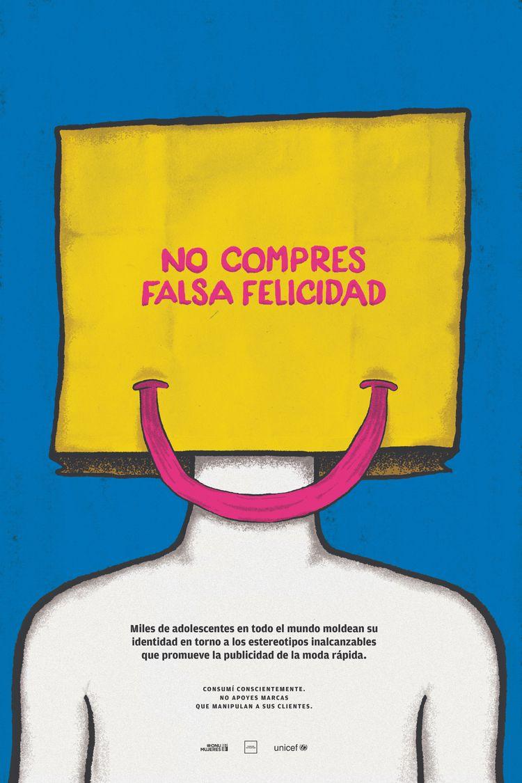 _Afiche sobre consumo conscient - delostantos | ello