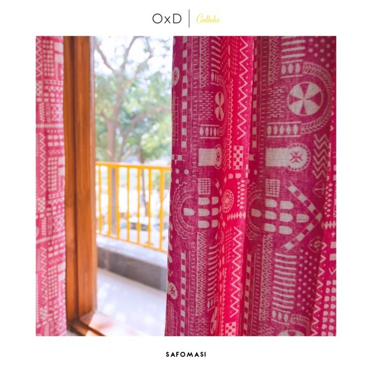 Pink floor, green, blue purple  - oyoxdesign | ello