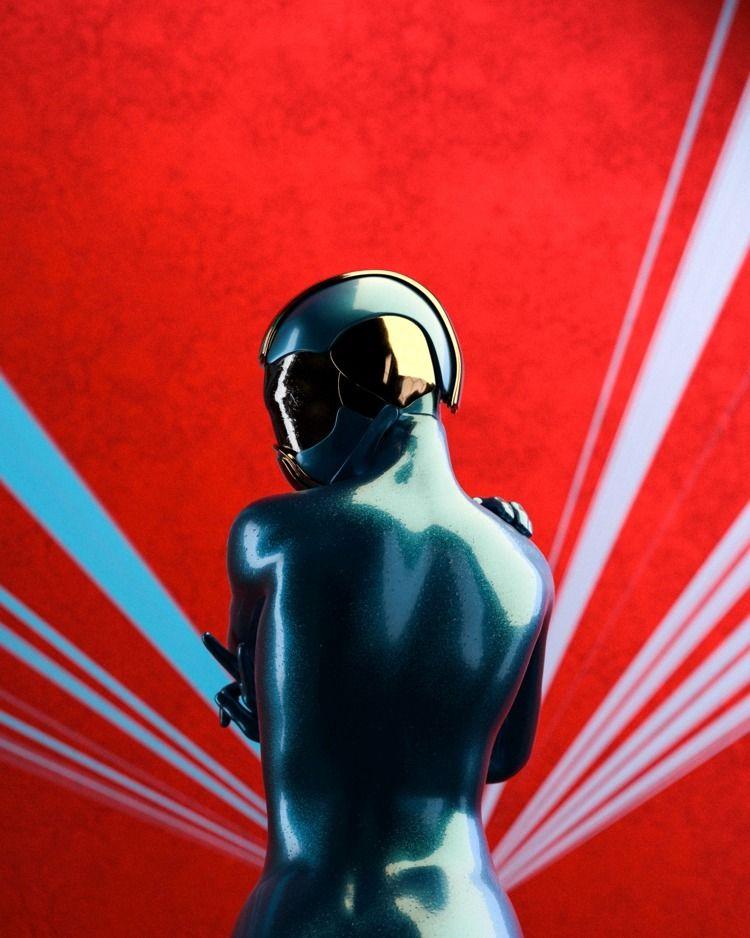 Fashi 2077 - texture, cyberpunk - skeeva | ello