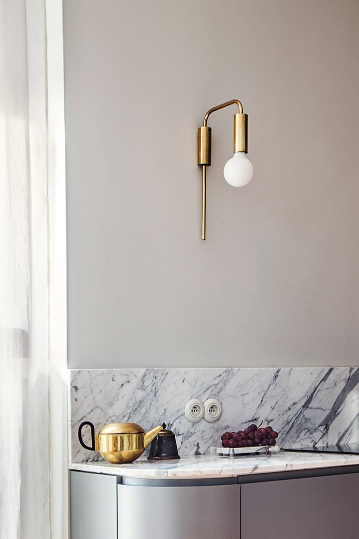 Apartment Warsaw Zofia Wyganows - dailydesigner | ello