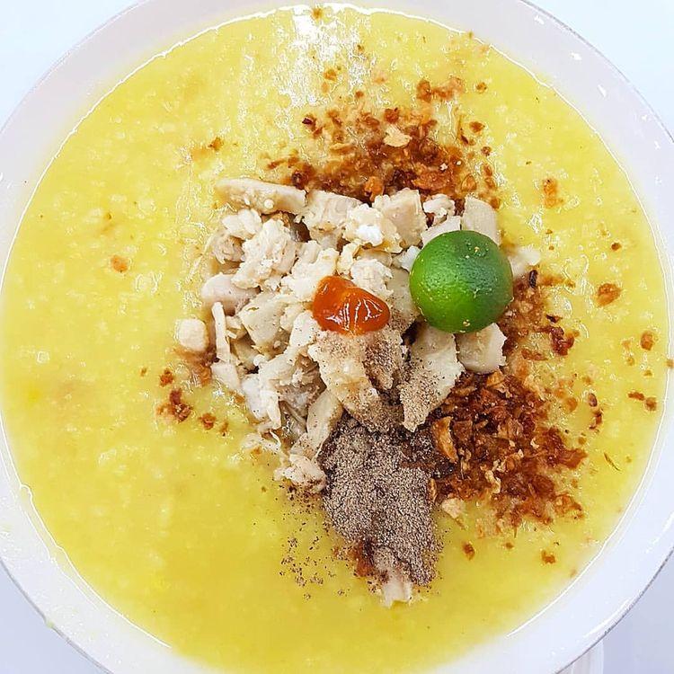 Goto Congee Rice Porridge Beef  - vicsimon | ello