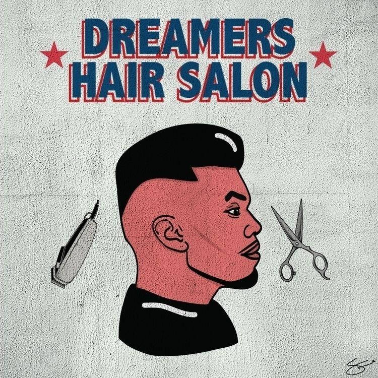2/3 Dreamers Hair Salon inspire - leratodavid | ello