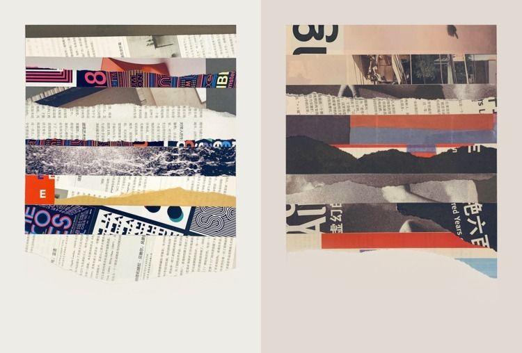 Collage - azerty | ello
