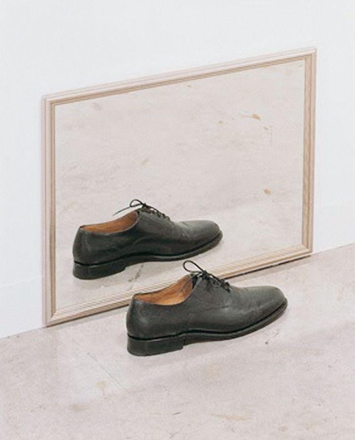 Pair. Hreinn Friðfinnsson - shoes - earways | ello