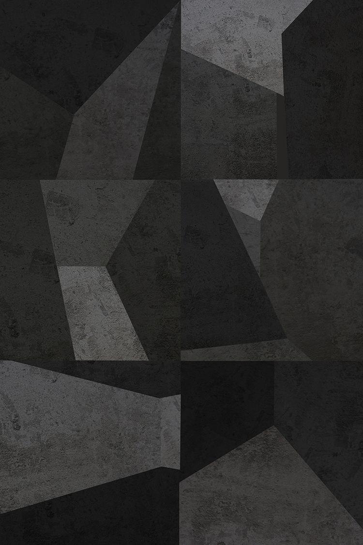 DARK ANGLE - playingwithshapes, abstractart - cityabyss | ello