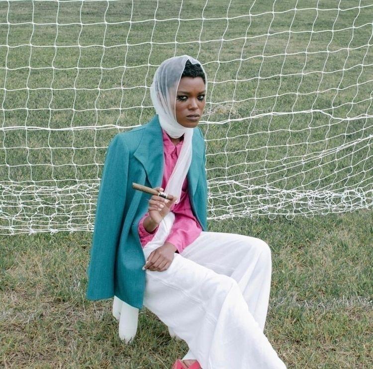 Photographed Quan Brinson Model - kevlarrose   ello