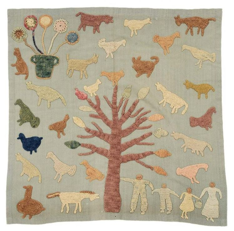 Kate 'Granny' Donaldson blanket - modernism_is_crap | ello