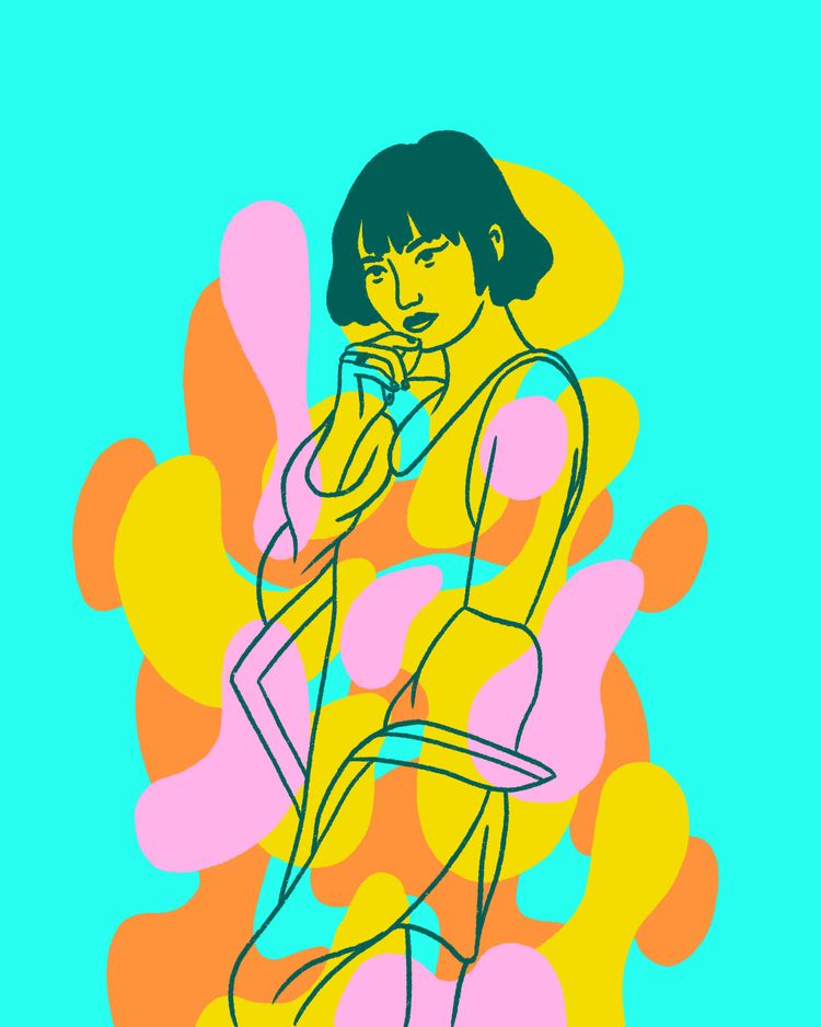 Comfort - illustration, illustrator - heybop | ello