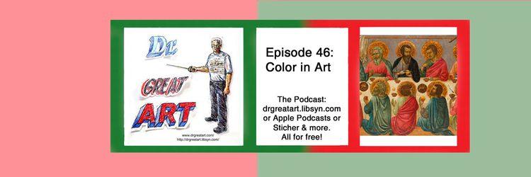 Dr Great Art Podcast. Episode 4 - markstaffbrandl55 | ello