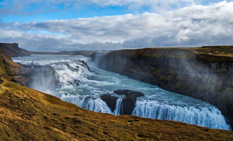 Gullfoss - Iceland magical wate - neilhoward | ello