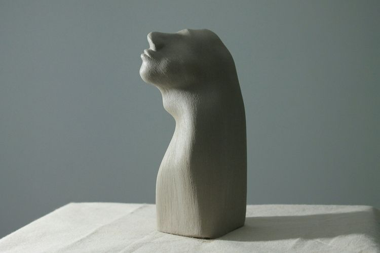 sculpture, art, ello - albertomarti | ello