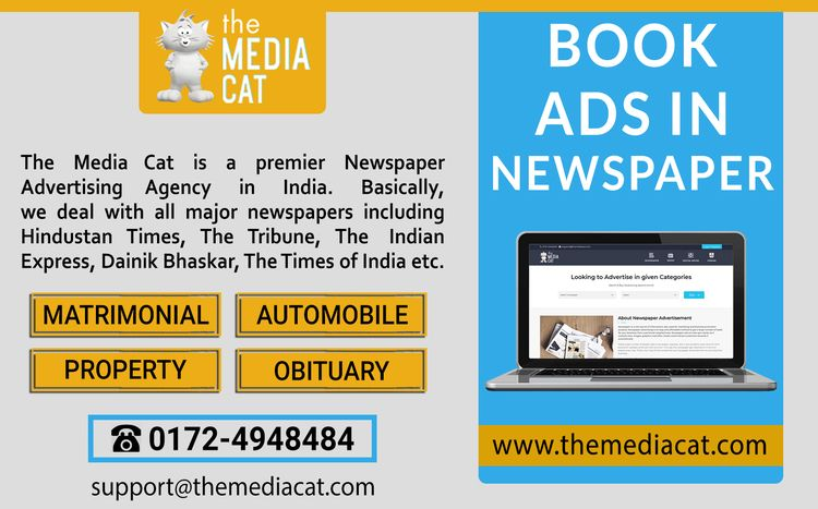 Newspaper advertisement advanta - eshita | ello