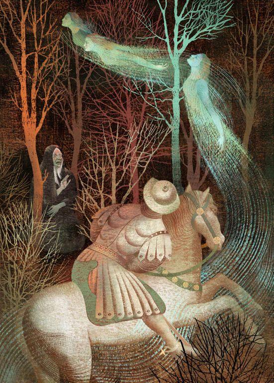 Anna Elena Balbusso - Woods: Kn - m-h-l-curates | ello