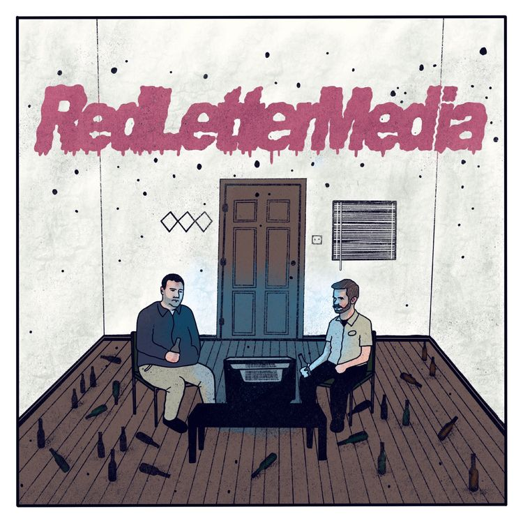 Red letter media - illustration - stevenjcompton | ello