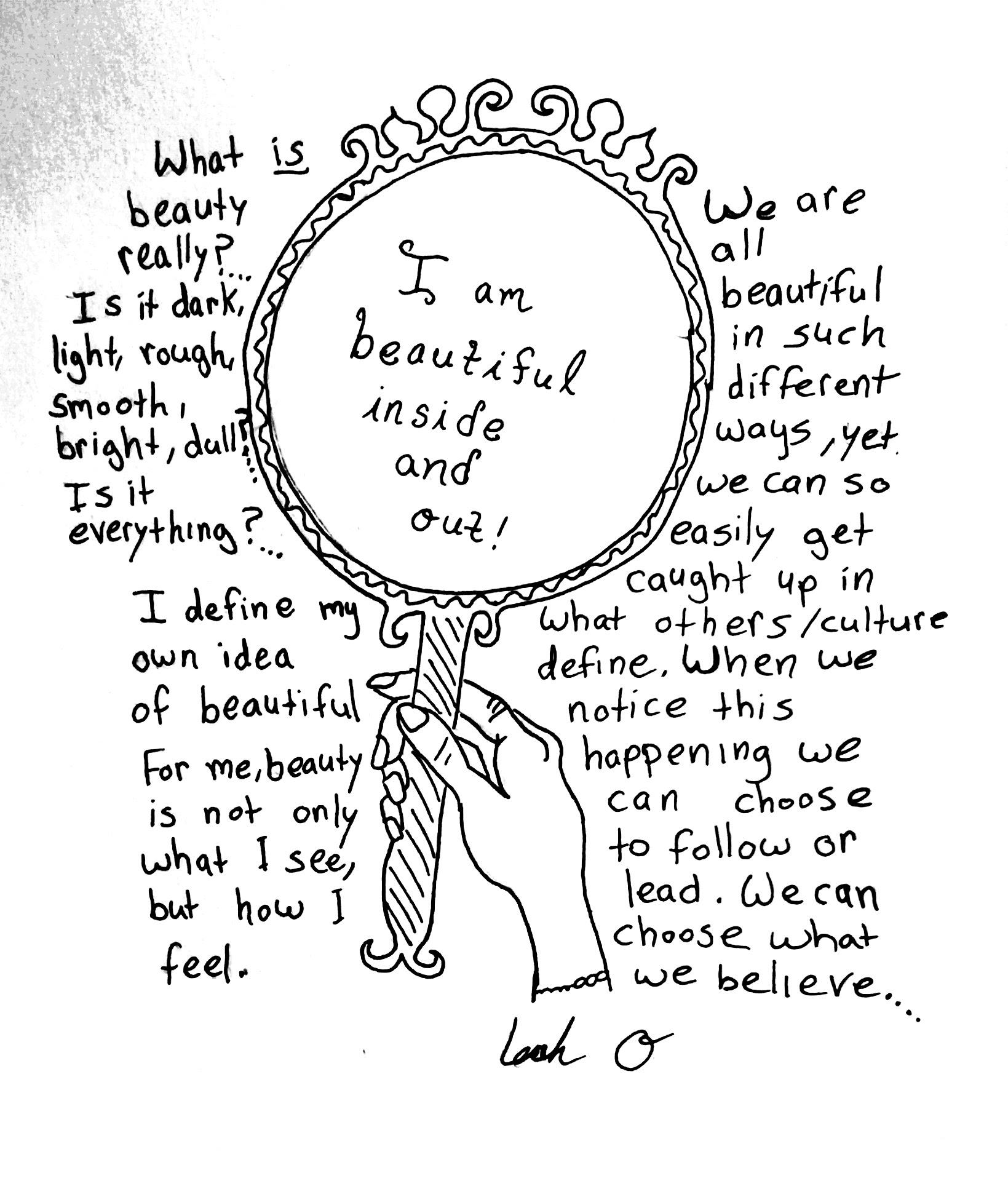 Beautiful por Leah Oviedo - loviedo | ello